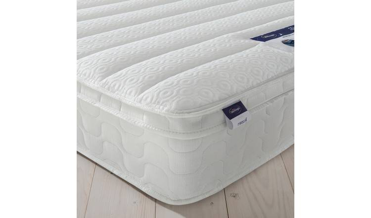 Silentnight Miracoil Travis Memory Small Double Mattress