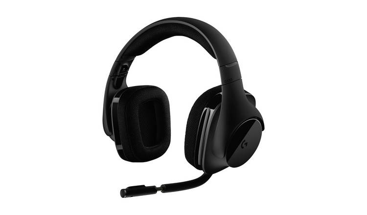 Logitech G533 Prodigy Wireless PC Headset
