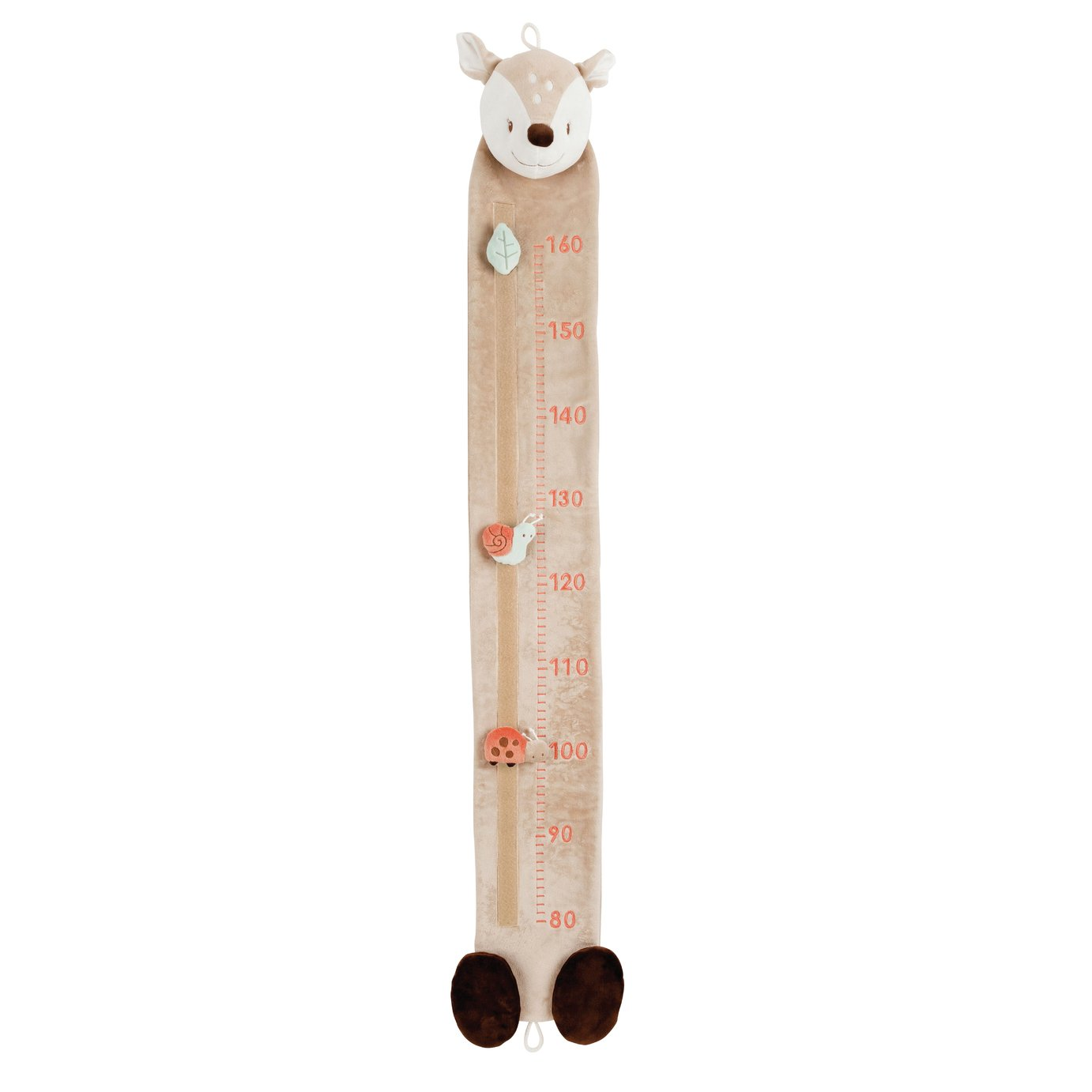 Nattou Fanny the Deer Growth Chart