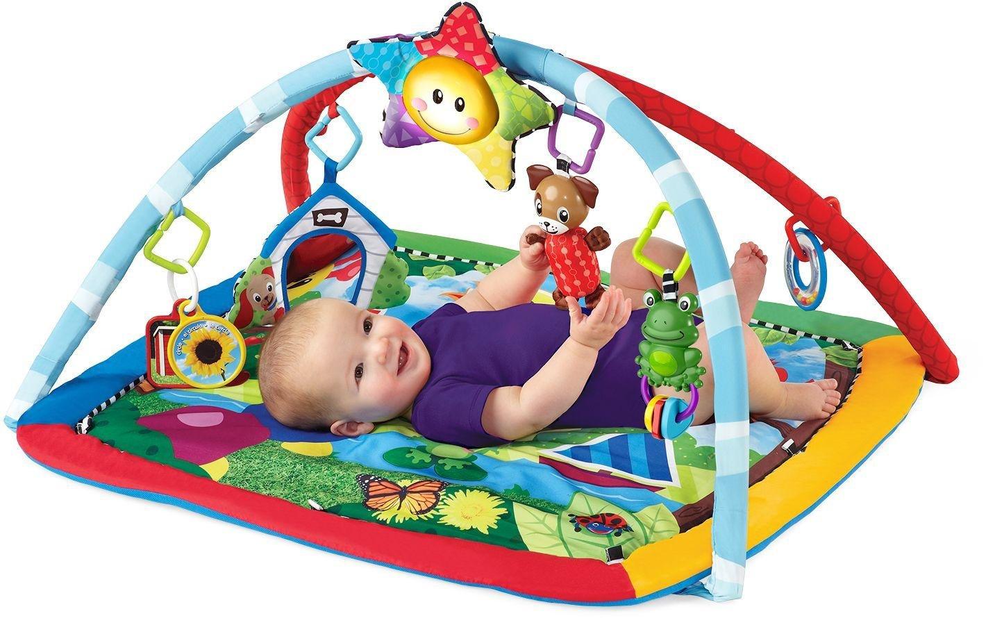 Image of Baby Einstein Caterpillar & Friends Play Gym