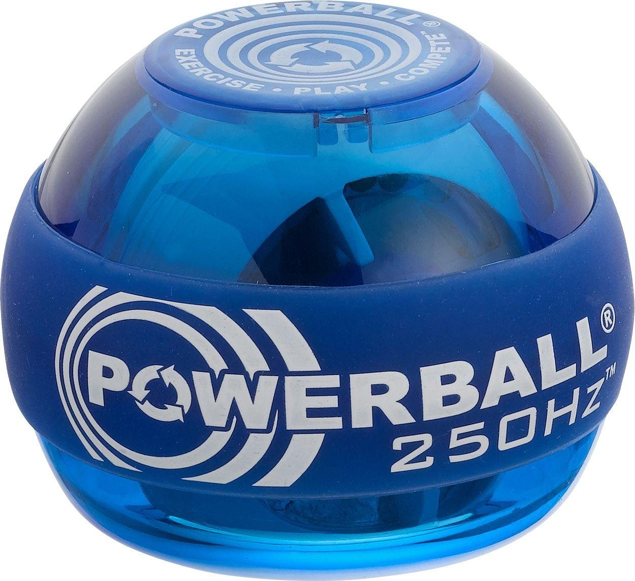 Powerball Classic 250Hz Classic Blue Exercise Ball.