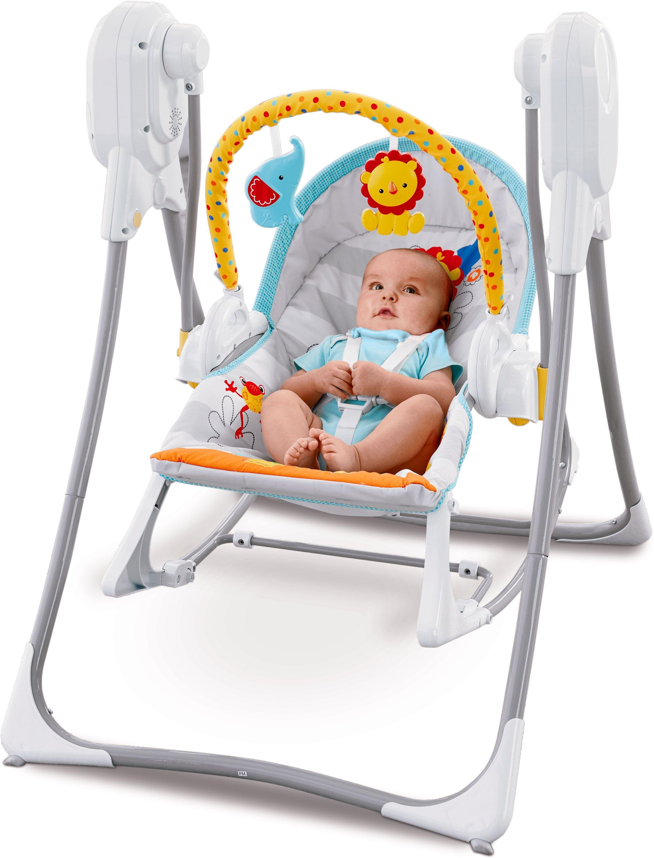 Image of Fisher-Price - 3 in 1 Rocker Swing