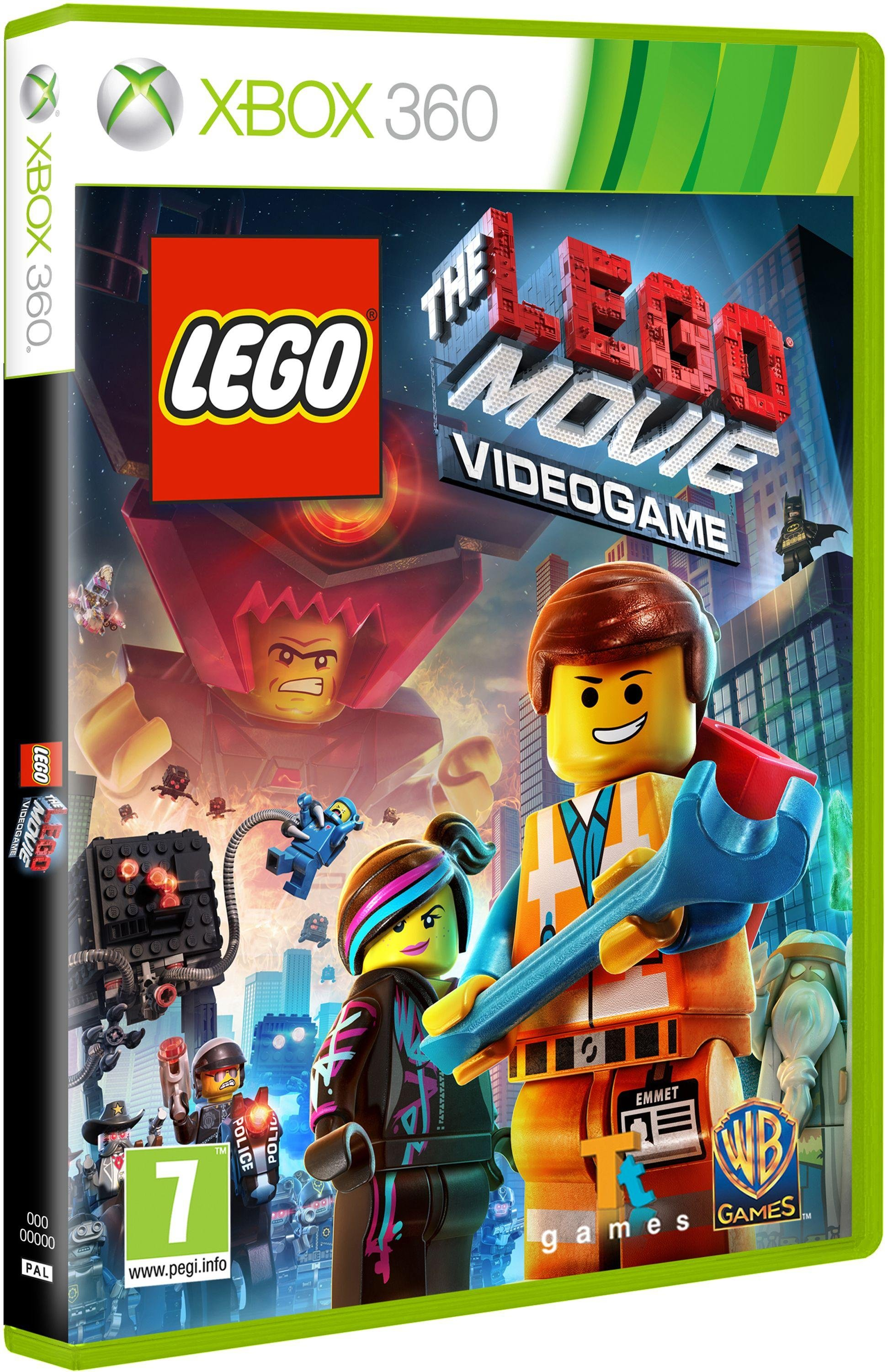 Buy LEGO Movie: The Videogame Xbox 360 Game at Argos.co.uk - Your ...