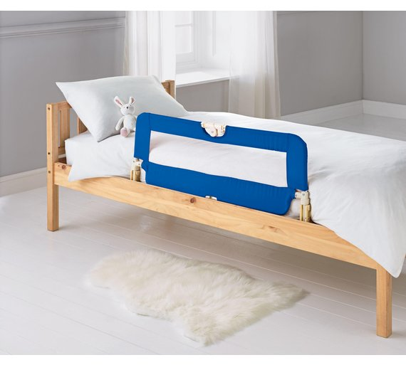buy babystart bed rail blue at your online. Black Bedroom Furniture Sets. Home Design Ideas