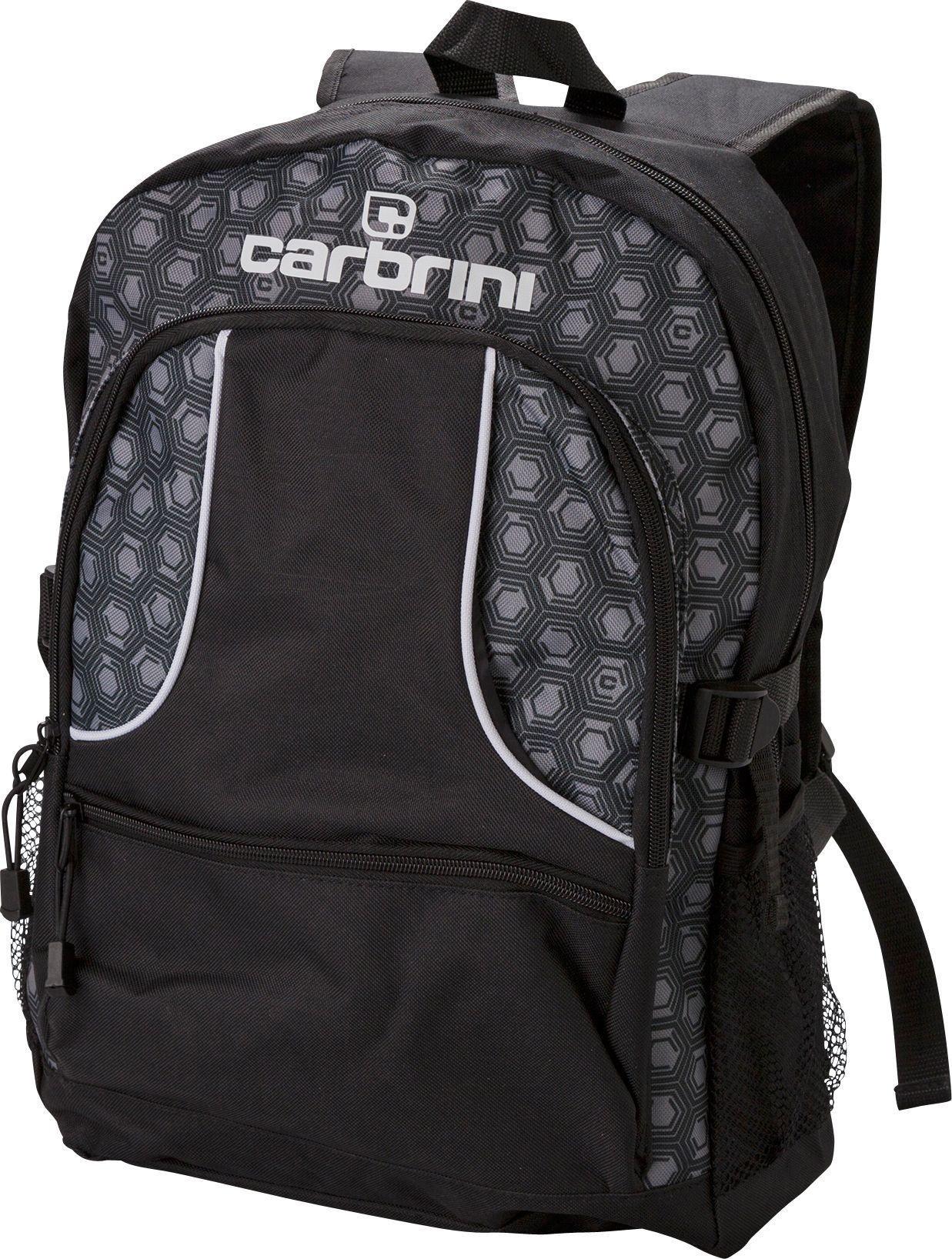 Image of Carbrini - Geo Backpack - Black