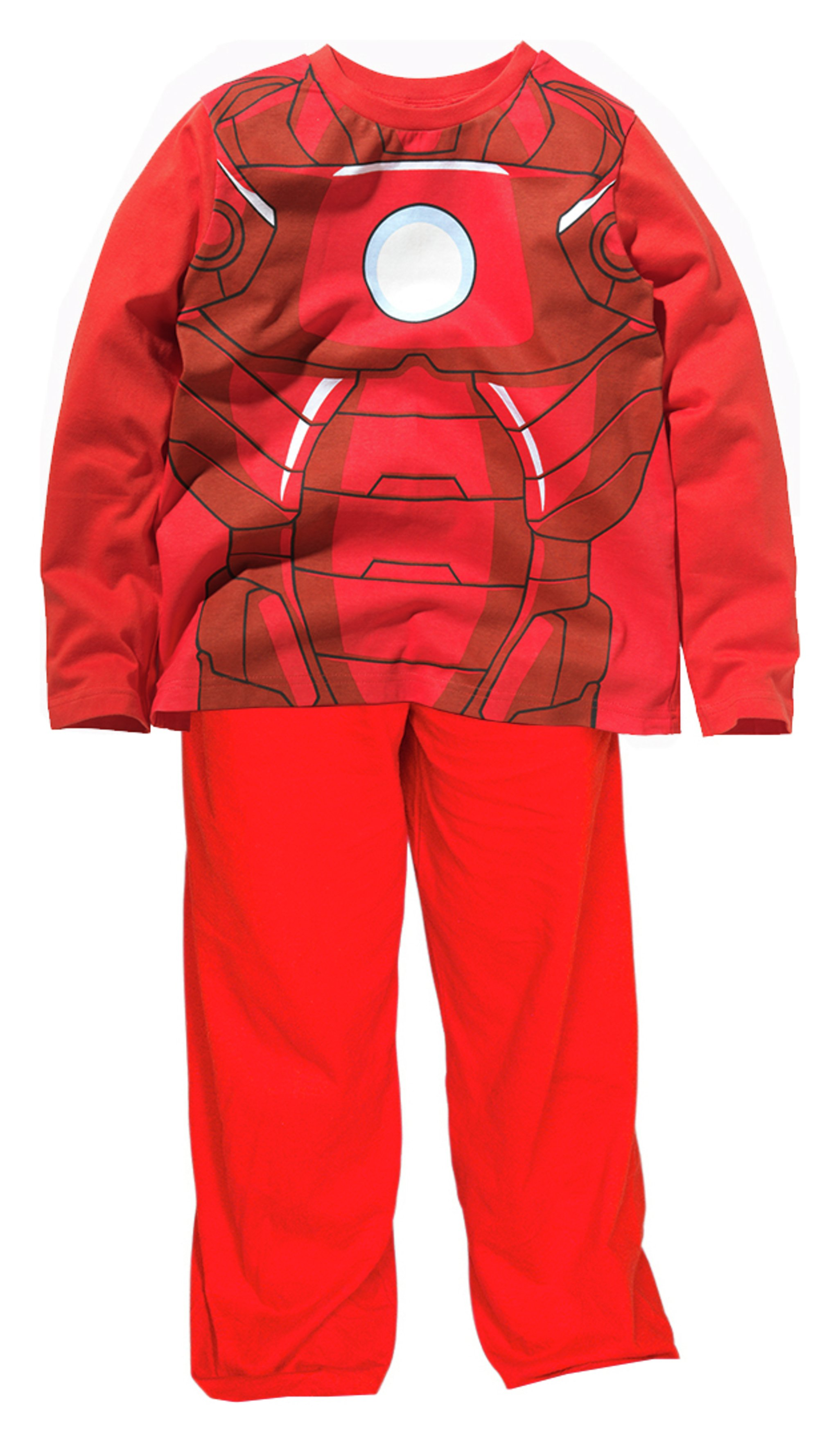 Image of Iron Man Novelty Pyjamas - 2-3 Years