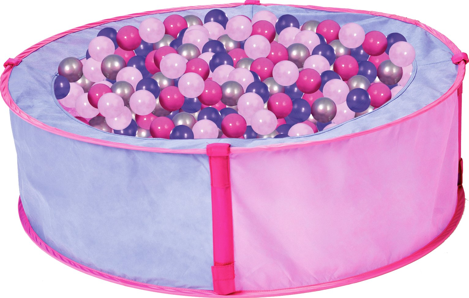 Chad Valley Pink Pop Up Ball Pit review