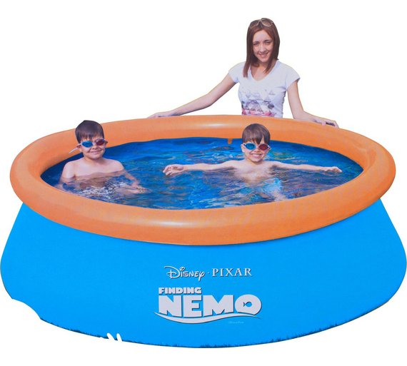 Buy Disney Finding Nemo 3d Paddling Pool 7ft At Your Online Shop For Pools And