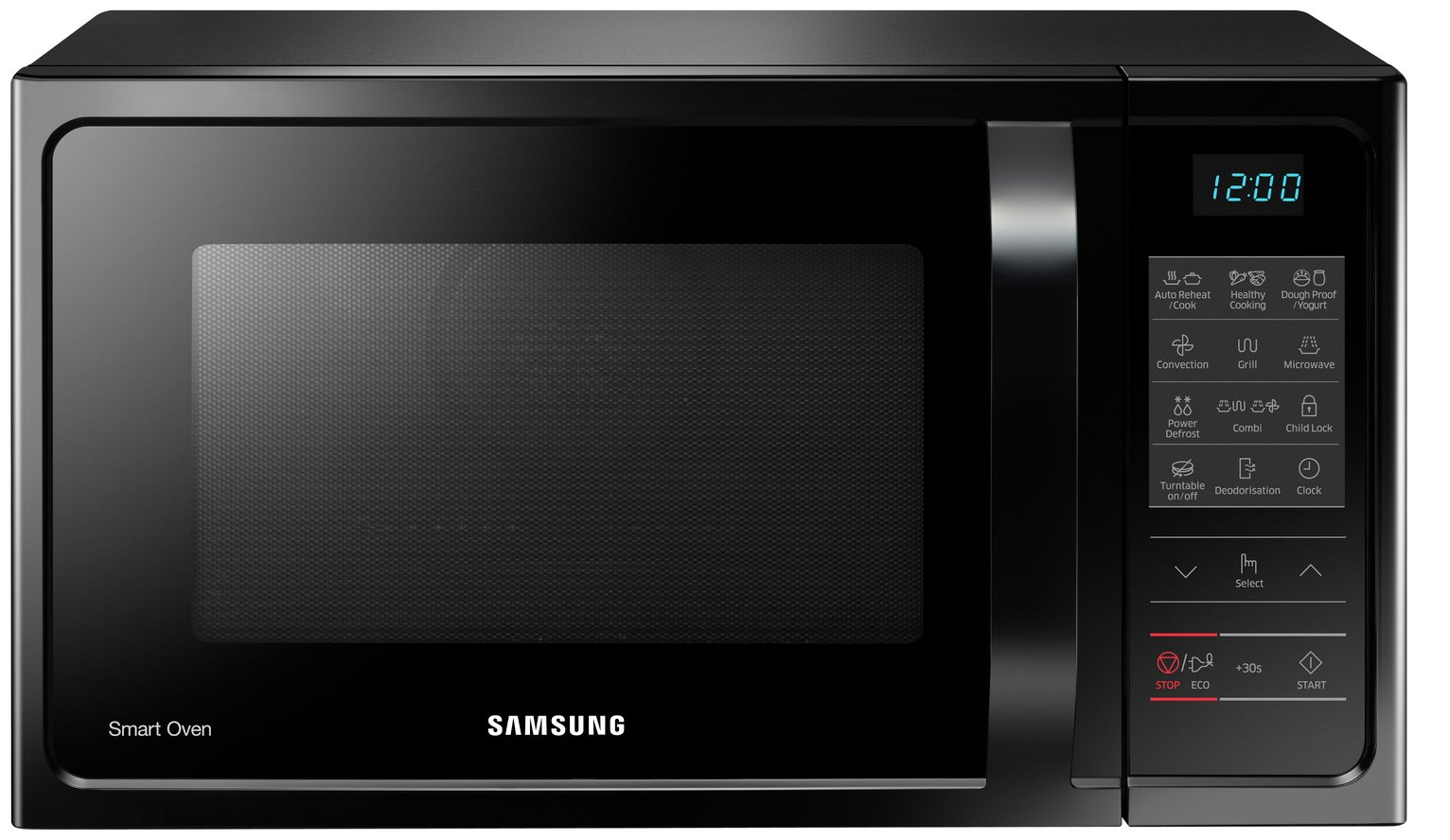 Kenwood K28cw14 Combination Microwave White Black