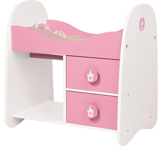 Buy Bayer Design Wooden Doll Bunk Bed Wardrobe Pink Dolls