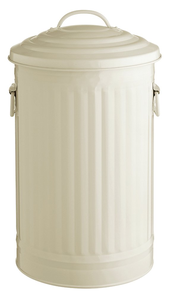 Habitat Alto 32 Litre Kitchen Bin - Cream