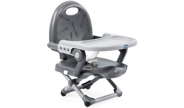 Buy Chicco Pocket Snack Booster Seat Dark Grey Booster Seats Argos