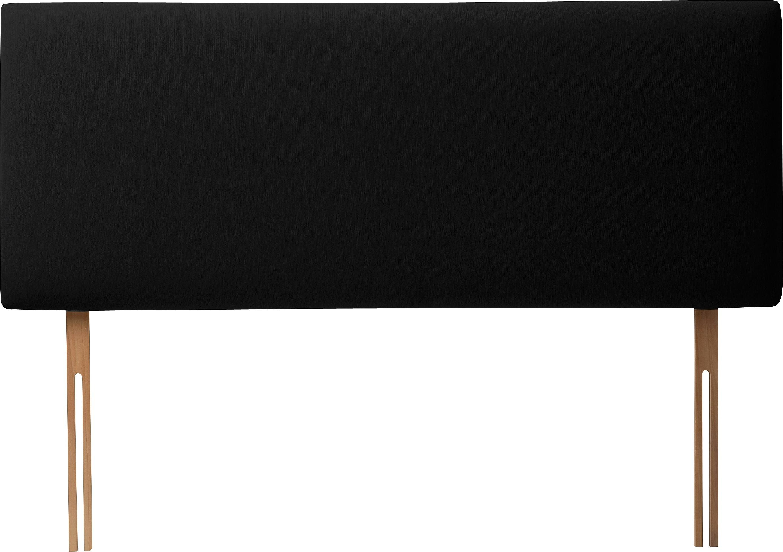 Silentnight - Milan - Double - Headboard - Black