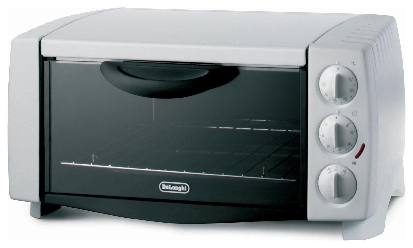 DeLonghi - EO12012W Mini Oven - St/Steel