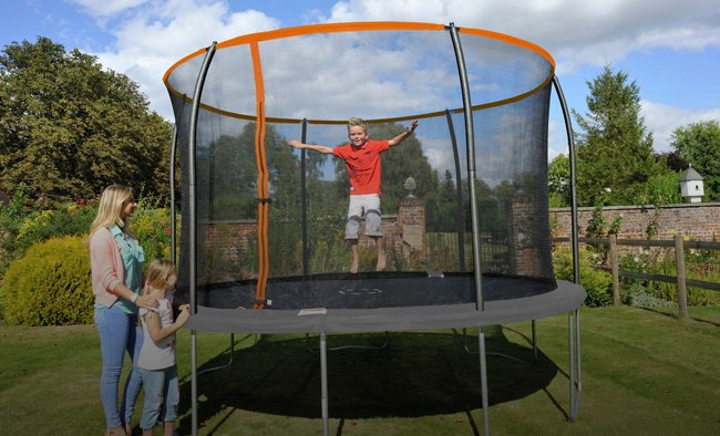 Sportspower Trampolines from £99.99.