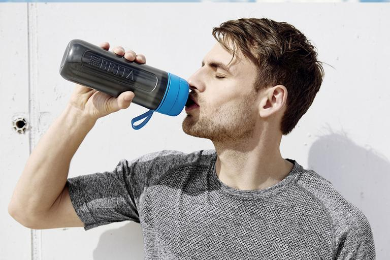 How to stay hydrated.