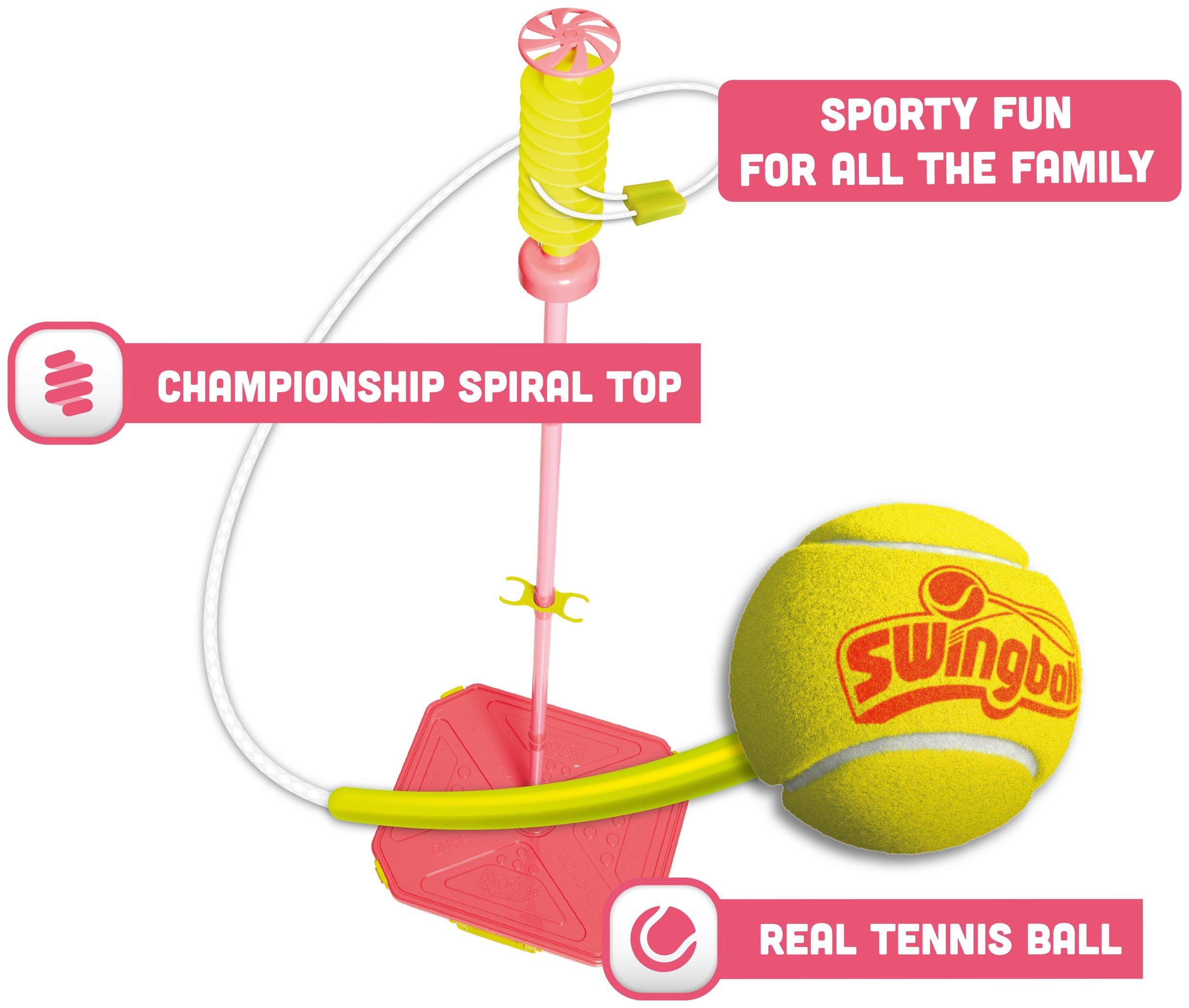 All Surface Pink Swingball   Set