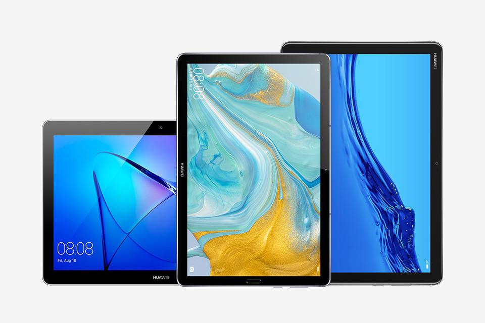 Huawei Tablets.