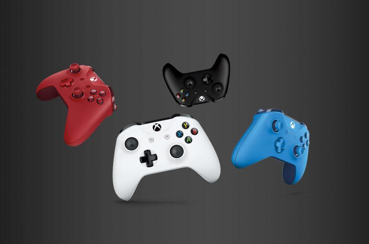 Xbox One Official Controllers
