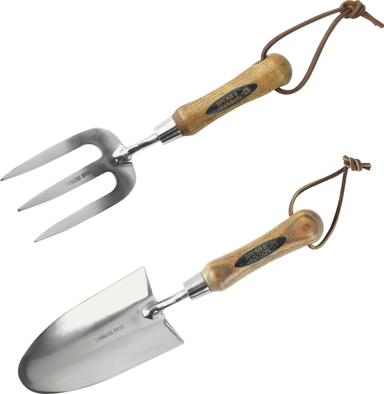 Spear & Jackson Traditional Handtool Set