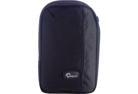 Cut out image of a Lowepro Newport 30 Compact Camera Case.