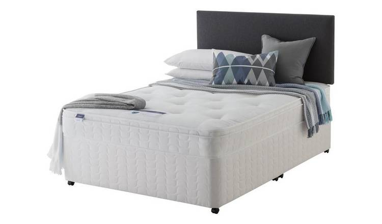 low priced 583d6 db91f Buy Silentnight Travis Ortho Divan - Small Double | Divan beds | Argos