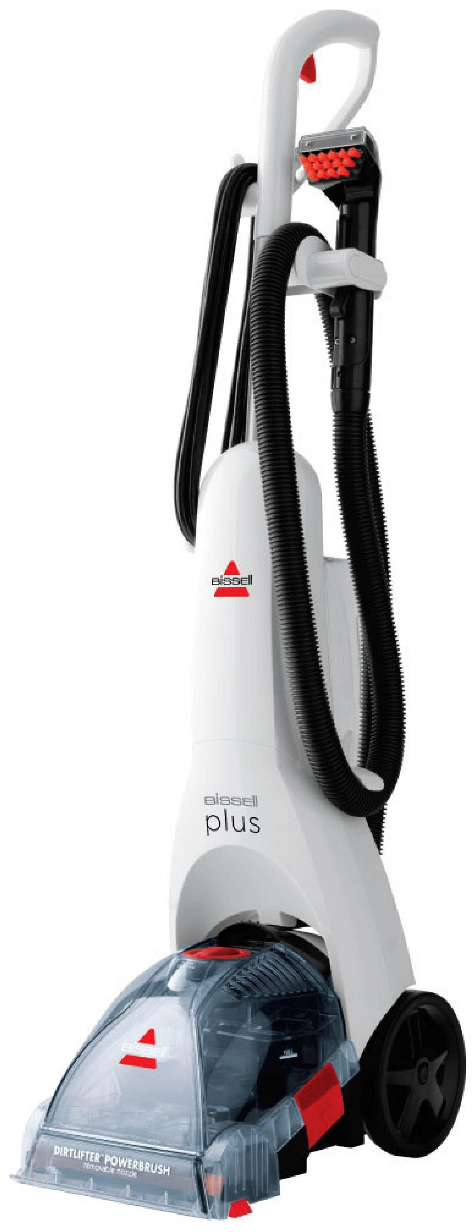 Image of Bissell - 53W1E ReadyClean Plus Upright - Carpet Cleaner