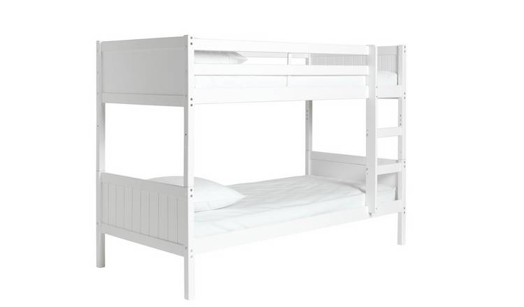 4c01dbfaa562 Buy Argos Home Detachable White Bunk Bed Frame | Kids beds | Argos