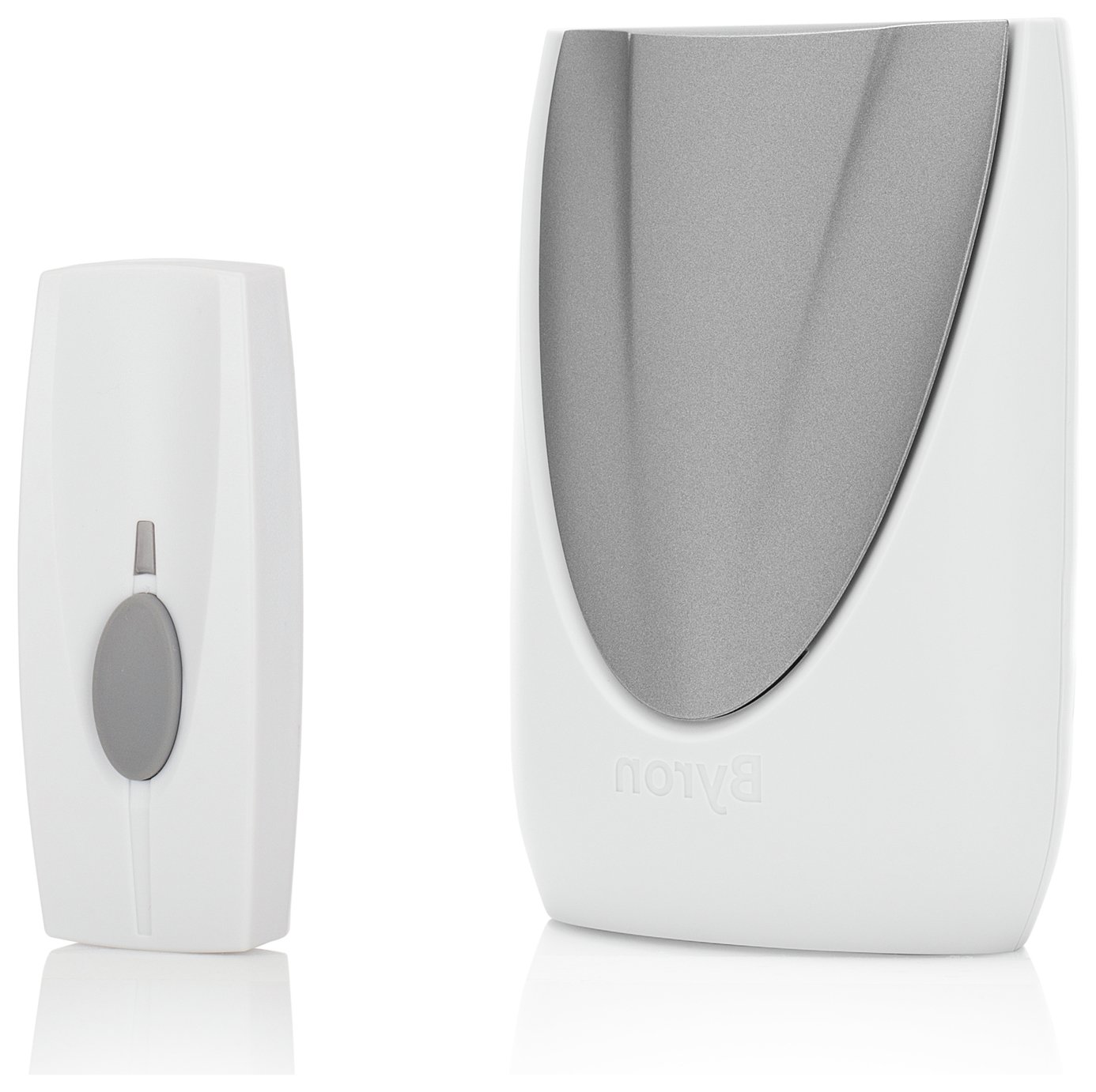 Image of Byron BY216 125m Wireless Doorbell with Plug In Chime