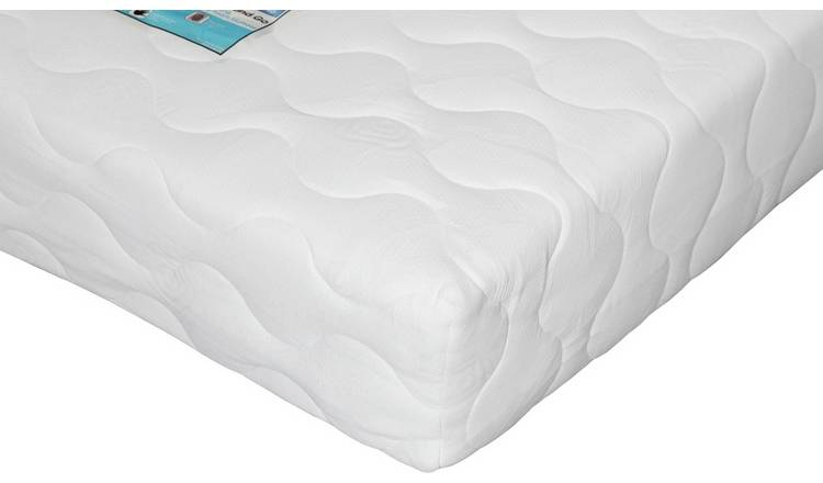 Argos Home Collect & Go Pocket Memory Foam Double Mattress