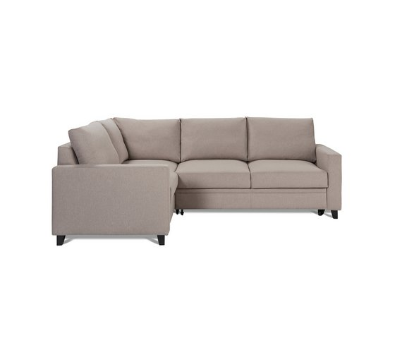Argos chocolate corner sofa for Argos chaise lounge