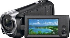 Sony HDR CX240 Full HD Camcorder - Black