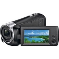 Sony - HDR CX240 Full HD Camcorder - Black