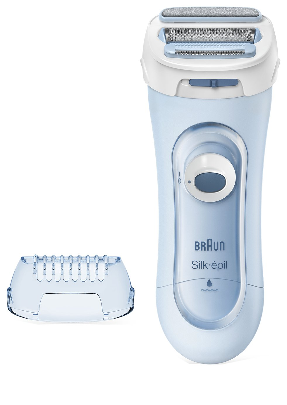 Braun Silk-epil Wet and Dry Cordless Lady Shaver
