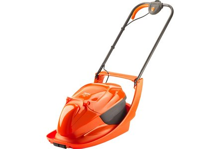 Image of the Flymo Hover Vac 280 Corded Collect Mower - 1300W.