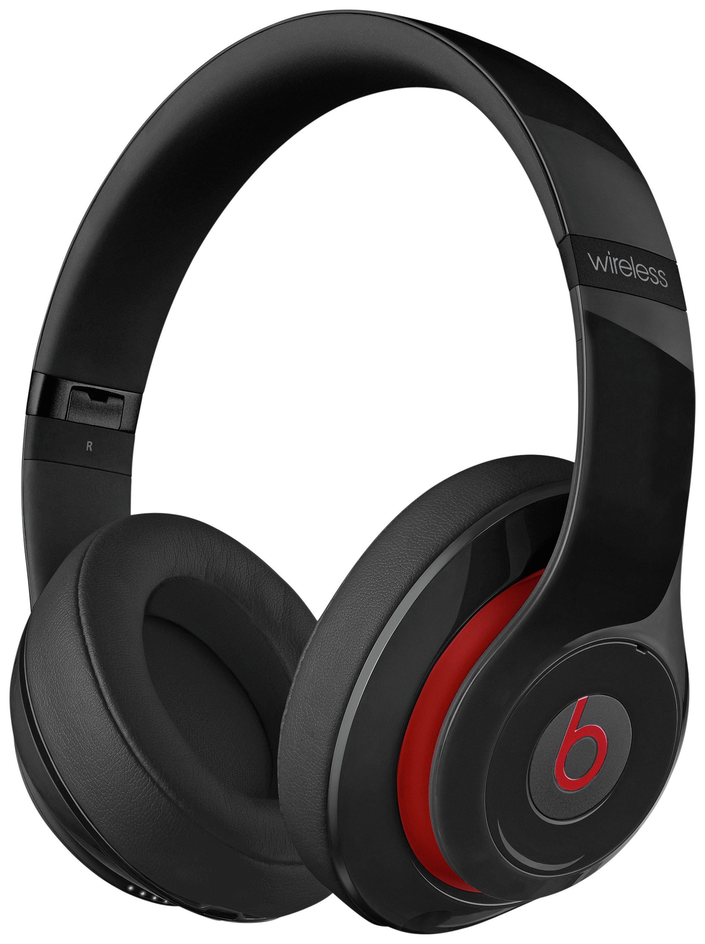 Beats by Dre Studio Wireless Headphones - Black.