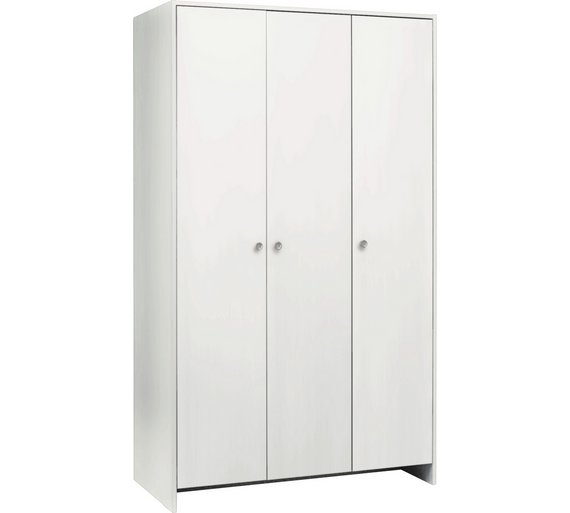 click to zoom - White Wardrobe