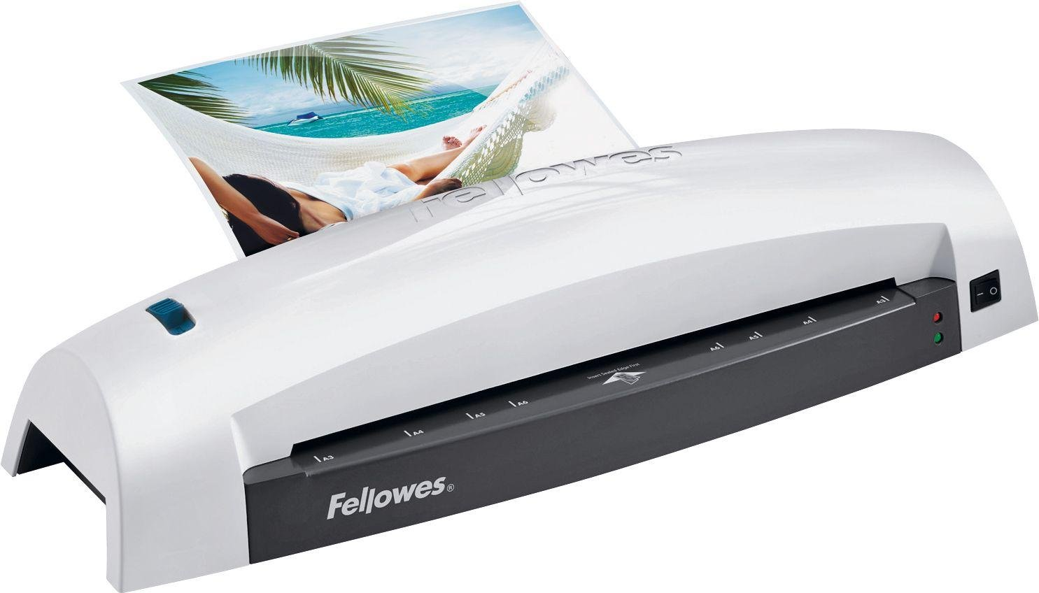fellowes lunar a4 laminator instructions