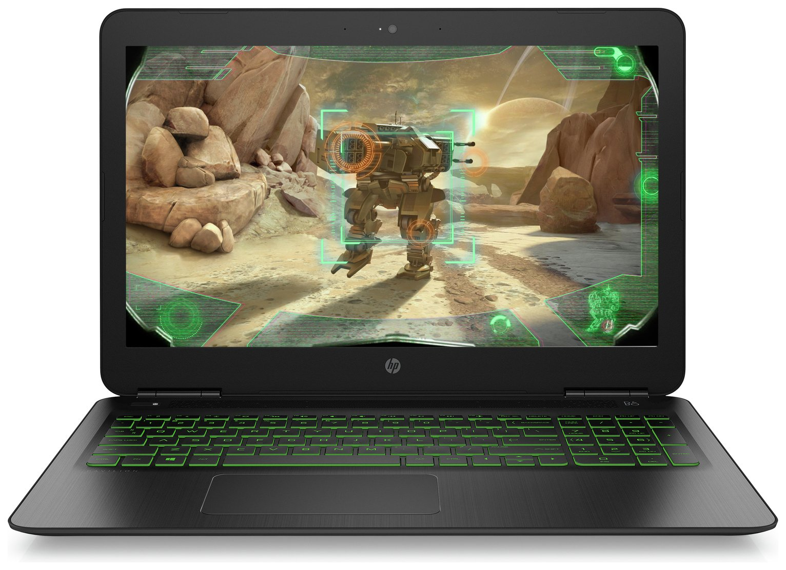 HP Pavilion 15.6 Inch i5 8GB 1TB GTX1050 FHD Gaming Laptop