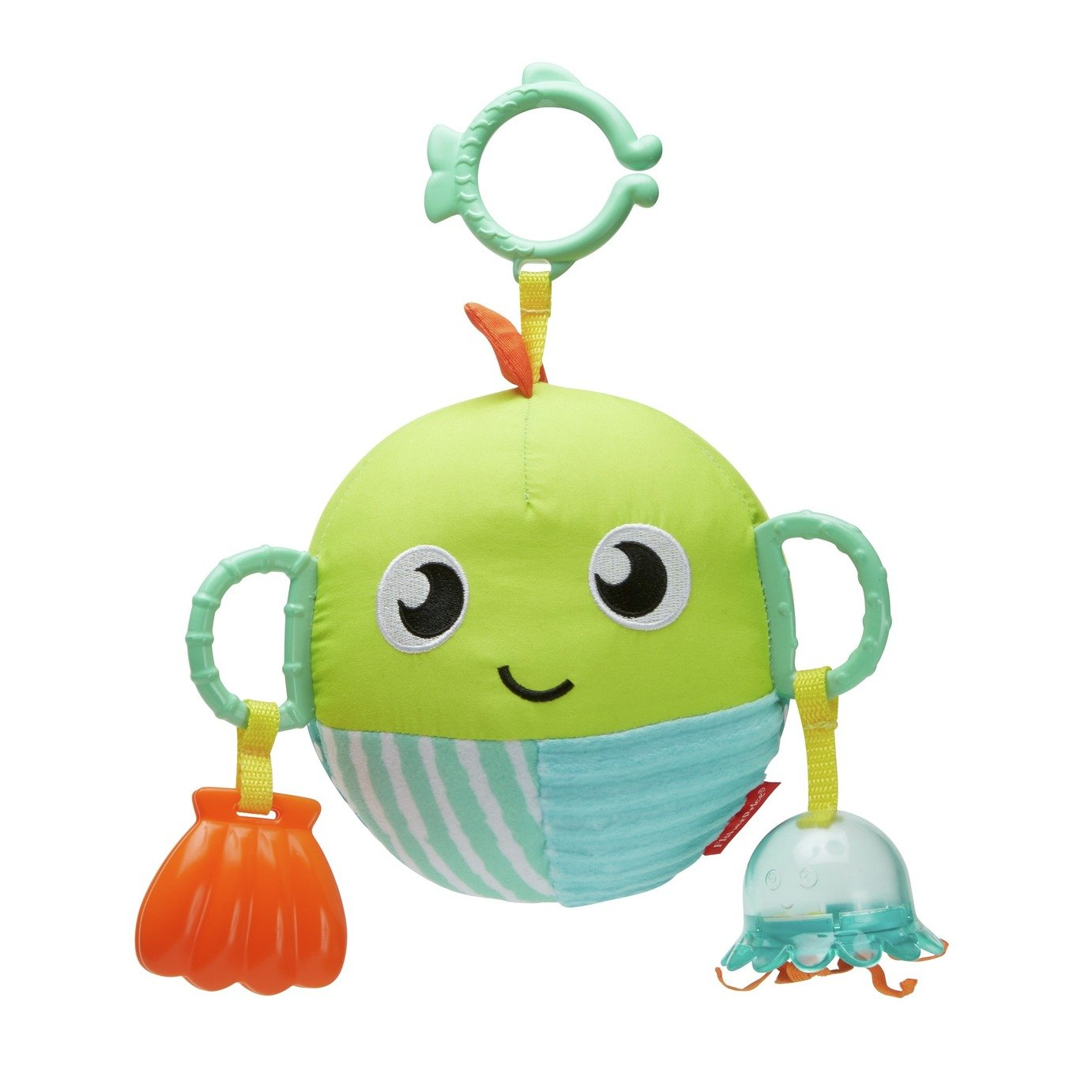 Fisher-Price Soft Toy - Activity Fish