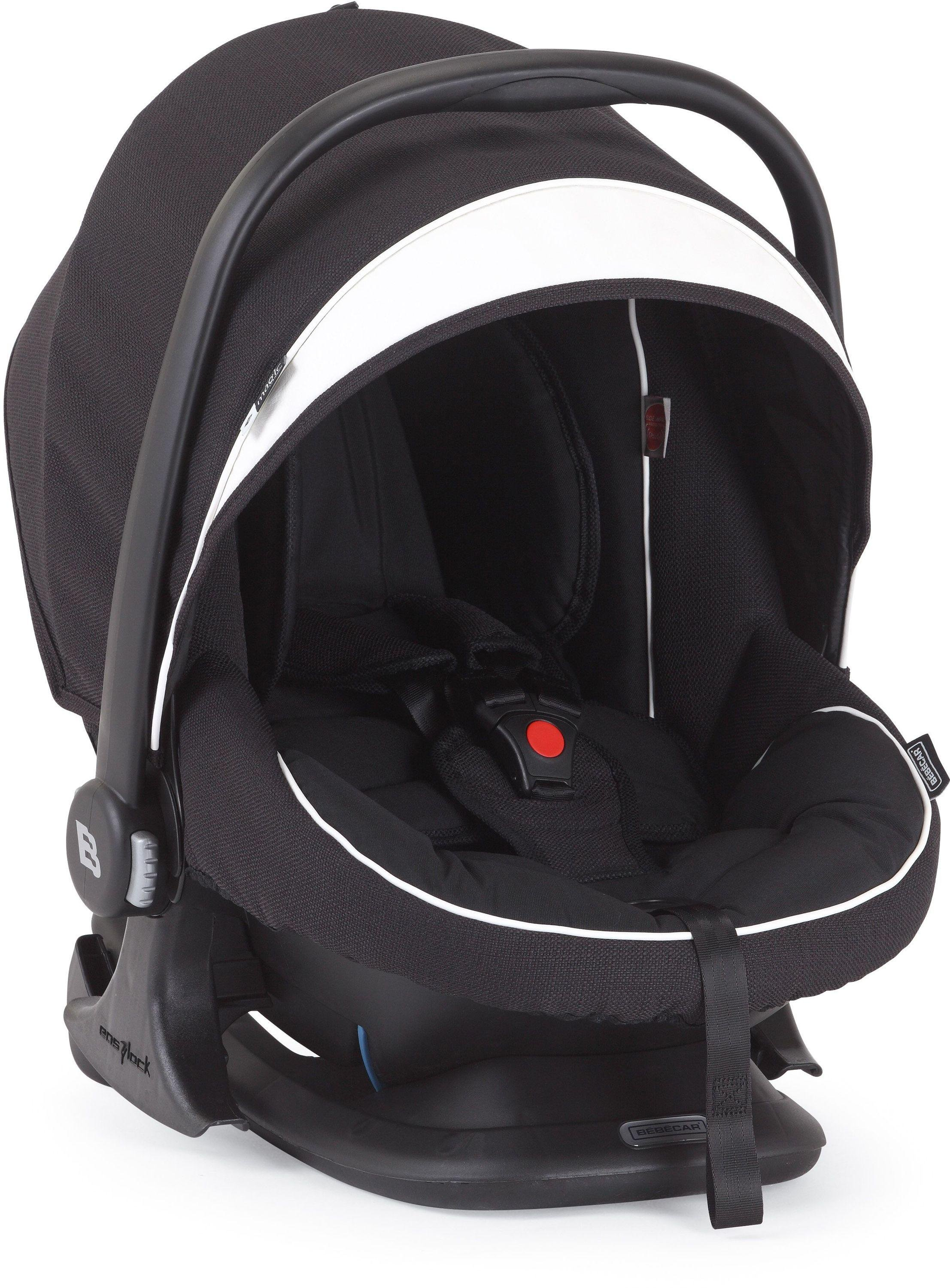 Image of Bebecar Easy Maxi Infant - Car Seat - Black Magic