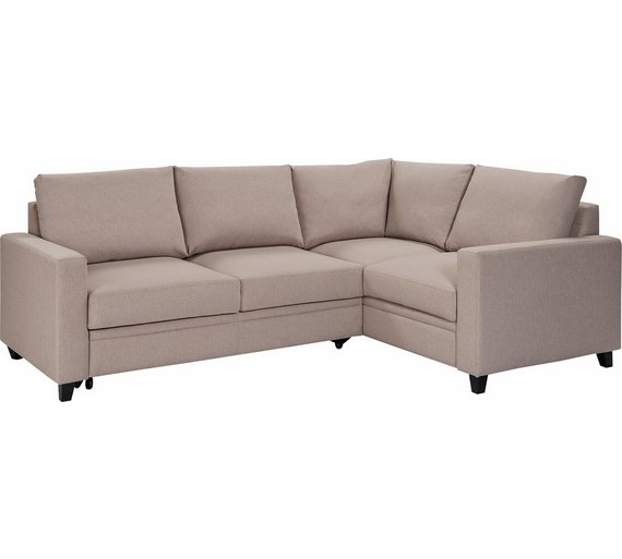 What Does Right Hand Corner Sofa Mean: Buy Hygena Seattle Regular Right Hand Corner Sofa Bed