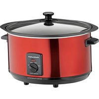 Morphy Richards - 461000 Accents 65 Litres Slow Cooker - Red