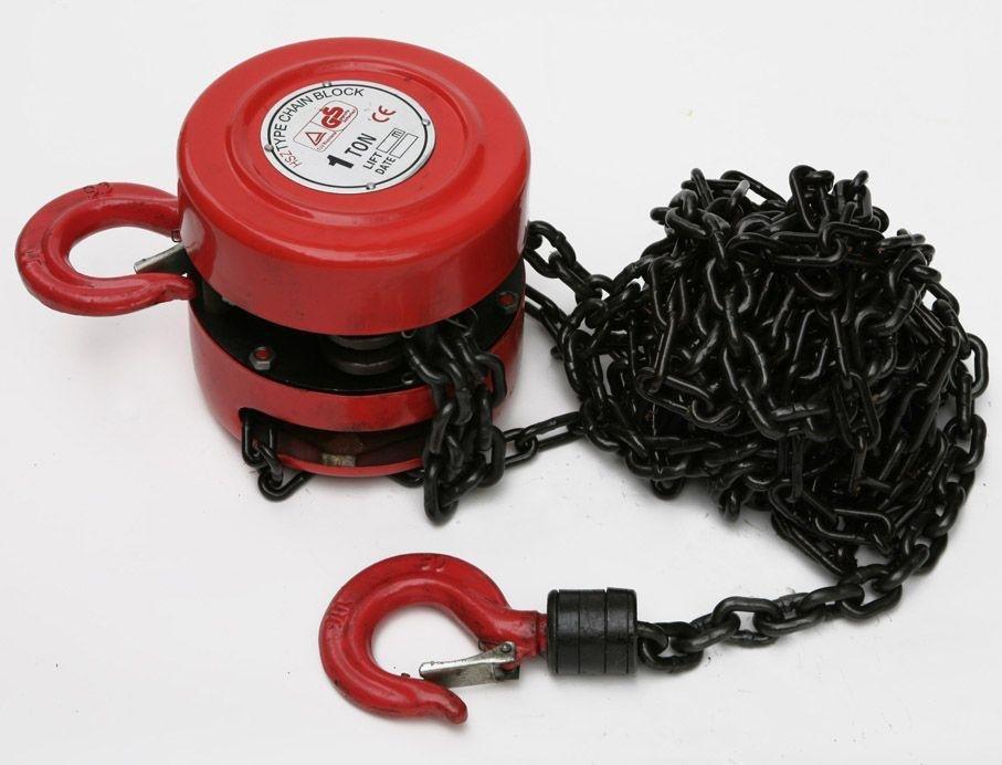 Image of 1000kgs Chain Block.