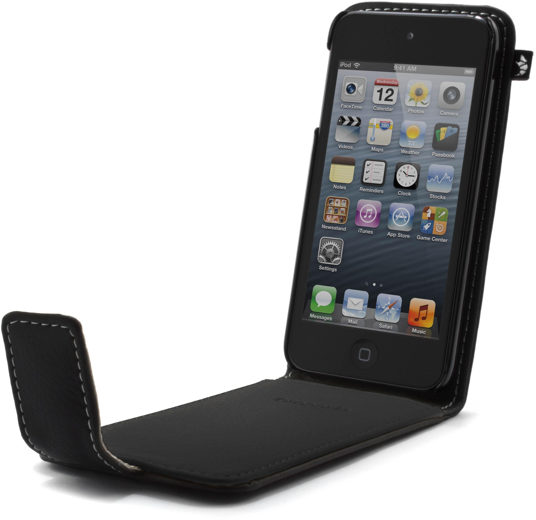 iPod Touch - 5G Flip Case - Black