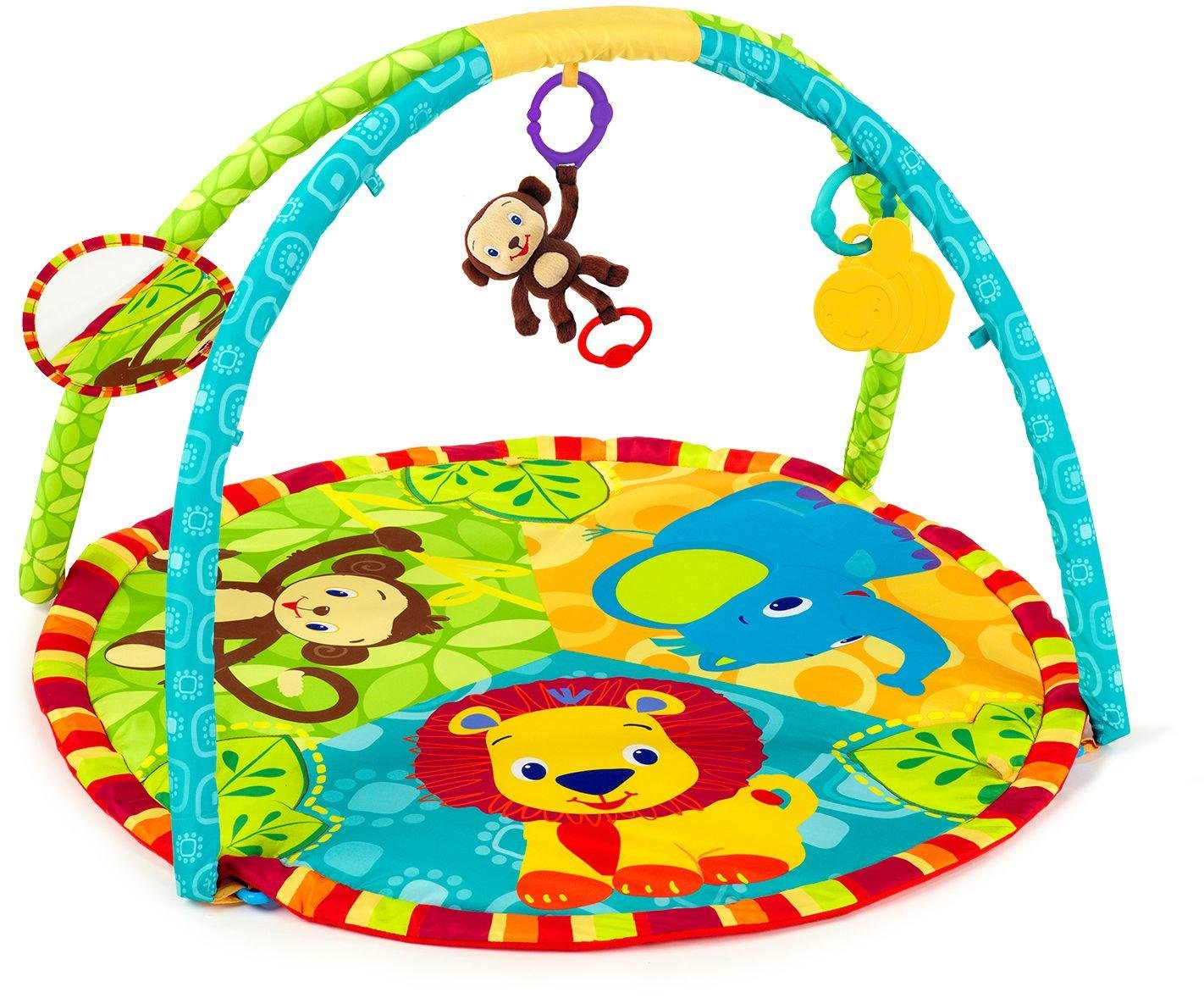 Bright Starts Pal Around Jungle Activity Gym