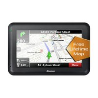 Binatone - Sat Nav - U435 43 Inch - Lifetime Maps Uk & ROI