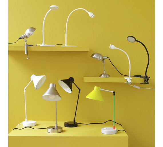 Buy Habitat Tommy Clamp Lamp