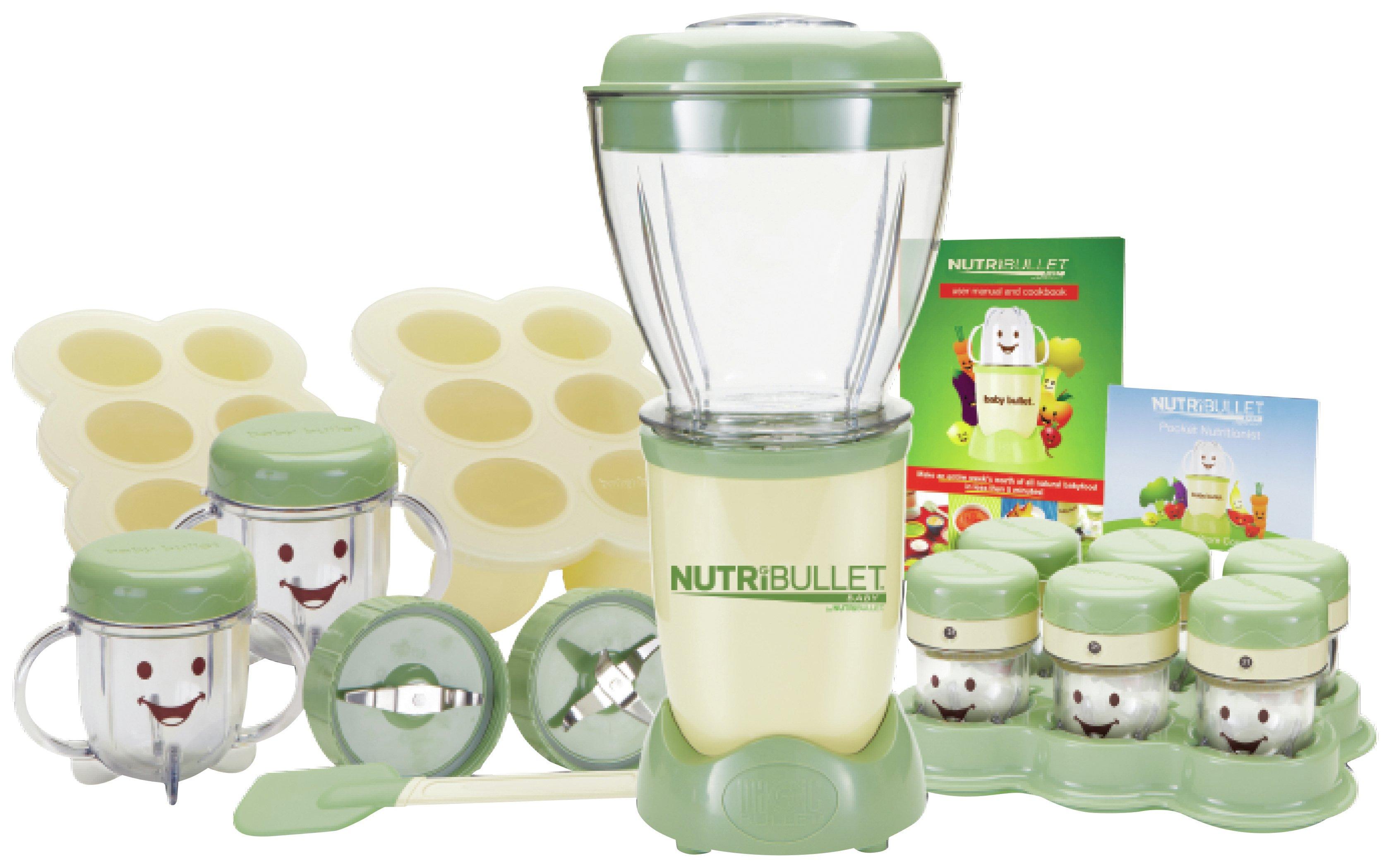 'Nutribullet - Baby Food Processor