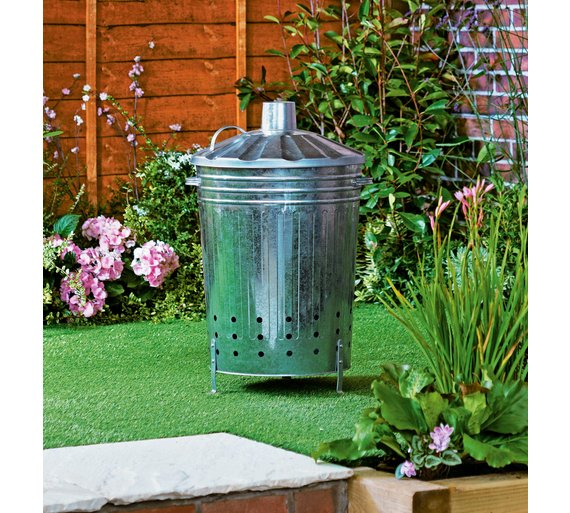 Buy galvanised incinerator at your online for Home and garden equipment